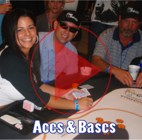 Annual Aces and Bases Spring Training Charity Poker Tournament