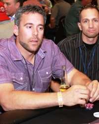 Adam Bergen, former Arizona Cardinal played poker with the Dream Dealers regularly #PokerForCharity  #CasinoNightInAZ  #CelebritySightingsAZPokerTournament