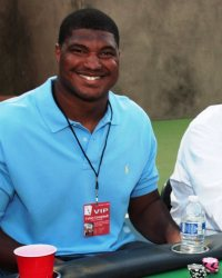 Calais Campbell regulary attends Dream Dealer Events and we invited him to host the original Care Fund Charity Poker Tournament #CelebrityPokerEventScottsdale  #ArizonaLocalCharity  #NotToBeMissedPokerAZ