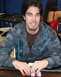 Dan Haren at a scottsdale charity poker tournament  #NotToBeMissedCharityEvents  #NotToBeMissedPokerAZ