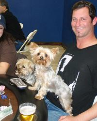 MLB Pitcher Doug Davis at his Charity Poker Tournament in Scottsdale  #NotToBeMissedCharityEvents  #NotToBeMissedPokerAZ