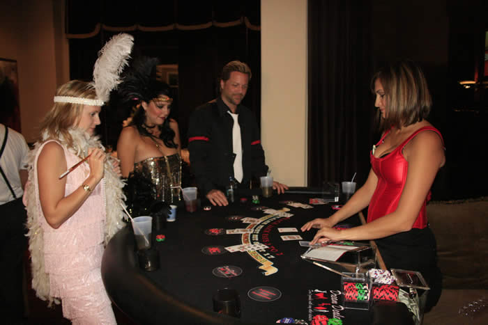 Blackjack table rentals phoenix