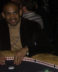 Grant Hill  #PokerForCharity  #CasinoNightInAZ  #CelebritySightingsAZPokerTournament