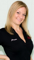 Dream Dealer Jessica knows poker, blackjack, roulette and bartends professionally