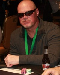 Jim McMahon at a charity poker tournament  #PokerForCharity  #CasinoNightInAZ  #CelebritySightingsAZPokerTournament