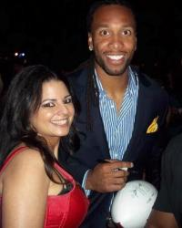 Larry Fitzgerald and the Dream Dealers  #NotToBeMissedCharityEvents #CasinoNightInAZ