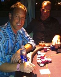 Luis Gonzalez at a Dream Dealers Celebrity Charity Poker Tournament  #CelebrityPokerEventScottsdale  #ArizonaLocalCharity  #SupportLocalAZCharity