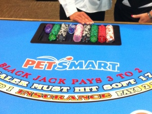 """Wags to Riches"" fundraiser sponsored by Petsmart"