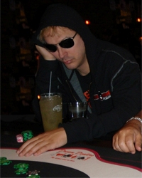 Phil Laak Scottsdale Charity Poker Tournament  #PokerForCharity  #CasinoNightInAZ  #CelebritySightingsAZPokerTournament