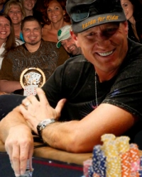 Jeremy Roenick has played in many Dream Dealer Poker Tournaments  #CelebrityPokerEventScottsdale  #PokerForCharity
