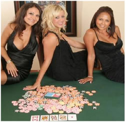 Poker and Blackjack Dealers for your Fundraiser, Corporate Event, or Tournament