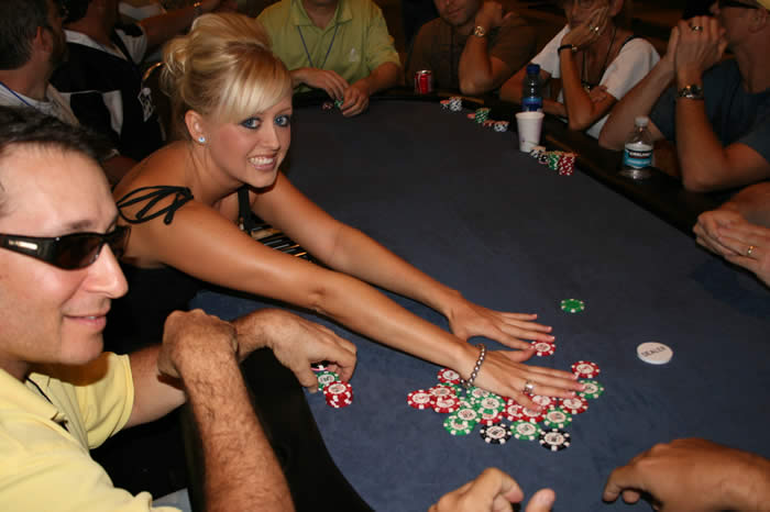 Dream Dealers hosted poker tournament