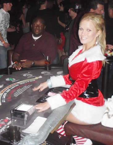 Casino Party rentals for holiday parties in Holiday Jackets