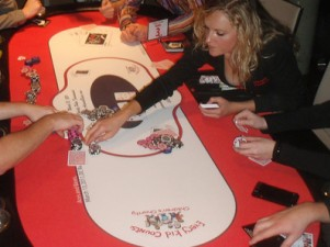 Every Kid Counts charity poker tournament