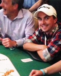 Frankie Muniz playing in our charity poker tournament  #PokerForCharity  #CasinoNightInAZ  #CelebritySightingsAZPokerTournament