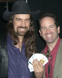 "Chris ""Jesus"" Ferguson, #PokerForCharity  #CasinoNightInAZ  #CelebritySightingsAZPokerTournament"