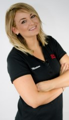 Merissa is a poker dealer for Dream Dealers
